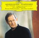 メンデルスゾーン:交響曲第4番<イタリア>、第5番<宗教改革>/Wiener Philharmoniker, John Eliot Gardiner