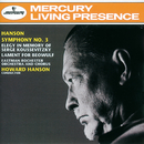 Hanson: Symphony No. 3/Elegy/The Lament for Beowulf/Eastman Rochester School Of Music Chorus, Eastman-Rochester Orchestra, Howard Hanson