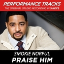Praise Him (Performance Tracks) - EP/Smokie Norful