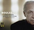 Boulez: Piano Sonatas Nos. 1-3/Paavali Jumppanen