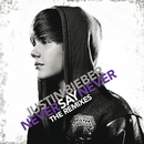ネヴァー・セイ・ネヴァー~映画公開記念盤<クリアファイル・ジャケット>/Justin Bieber