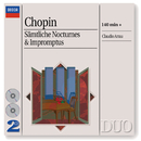 Chopin: The Complete Nocturnes/The Complete Impromptus (2 CDs)/Claudio Arrau