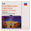Bach, J.S.: The 2 Violin Concertos; Double Concerto; Partita No.2 in D minor/Gidon Kremer, Academy of St. Martin in the Fields
