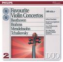 Favourite Violin Concertos (2 CDs)/Arthur Grumiaux, Royal Concertgebouw Orchestra, New Philharmonia Orchestra, Sir Colin Davis, Bernard Haitink, Jan Krenz