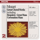 Mozart: Great Choral Works (2 CDs)/London Symphony Chorus, The John Alldis Choir, London Symphony Orchestra, BBC Symphony Orchestra, Sir Colin Davis