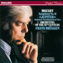 モーツァルト:交響曲NO.41/他/Orchestra Of The 18th Century, Frans Brüggen