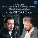 Mozart: 4 Violin Sonatas for Piano and Violin, Nos.18, 21, 24 & 26/Clara Haskil, Arthur Grumiaux