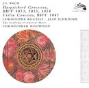 バッハ:チェンバロキョウソウキョクシ/Christophe Rousset, The Academy of Ancient Music, Christopher Hogwood