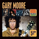 5 Album Set (Remastered) (Run for Cover/After the War/Still Got the Blues/After Hours/Blues for Greeny)/Gary Moore