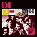 5 Album Set (Signing Off/Present Arms/UB44/Labour of Love/Geffery Morgan)/UB40