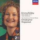 Emma Kirkby sings Handel, Arne, Haydn & Mozart (2 CDs)/Emma Kirkby, The Academy of Ancient Music, Christopher Hogwood