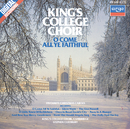 「キングズ・カレッジ/クリスマス合唱曲集」/The Choir of King's College, Cambridge, Stephen Cleobury