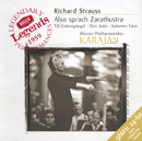 R.シュトラウス:交響詩<ツァラトゥストラはこう語った><ティル・オイレンシュピーゲルの愉快ないたず/Wiener Philharmoniker, Herbert von Karajan