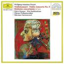 Mozart: Violin Concerto No.5; Sinfonia concertante K.364/Wiener Philharmoniker, Nikolaus Harnoncourt