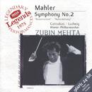 マーラー:交響曲第2番<復活>/Ileana Cotrubas, Christa Ludwig, Wiener Staatsopernchor, Wiener Philharmoniker, Zubin Mehta
