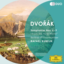 "Dvorák: Symphonies Nos.6 - 9 ""From the New World""/Berliner Philharmoniker, Rafael Kubelik"