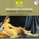 リムスキー=コルサコフ:交響組曲<シェエラザード>/ラフマニノフ:交響詩<死の島>/Lorin Maazel, Berliner Philharmoniker
