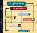 V.A. ORIGIN/ORIGINAT/Chick Corea, Avishai Cohen, Steve Wilson, Steve Davis, Tim Garland, Jeff Ballard, Origin