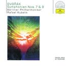 Dvorak: Symphonies Nos.7 & 8/Berliner Philharmoniker, Rafael Kubelik