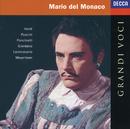 デル・モナコ/オペラ・アリア&民謡集/Mario del Monaco