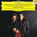 ショスタコーヴィチ:チェロ協奏曲第1番、第2番/Mischa Maisky, London Symphony Orchestra, Michael Tilson Thomas