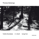 J.S.バッハ:ムバンソウチェロクミ/Thomas Demenga