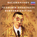 Rachmaninov: Piano Concerto No.1; Rhapsody on a Theme of Paganini/Vladimir Ashkenazy, Concertgebouw Orchestra of Amsterdam, Philharmonia Orchestra, Bernard Haitink