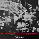 At The Jazz Corner Of The World (Volume 1 and Volume 2)/Art Blakey & The Jazz Messengers