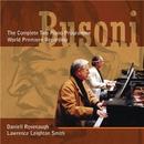 The Busoni Two Piano Programme/Daniell Revenaugh