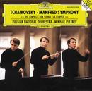 Tchaikovsky: Manfred Symphony; The Tempest/Russian National Orchestra, Mikhail Pletnev