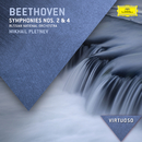 Beethoven: Symphonies Nos.2 & 4/Russian National Orchestra, Mikhail Pletnev