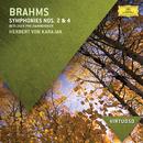 Brahms: Symphonies Nos.2 & 4/Berliner Philharmoniker, Herbert von Karajan