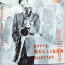 The Original Quartet With Chet Baker/Gerry Mulligan