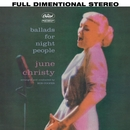 Ballads For Night People/June Christy