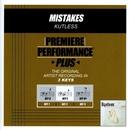 Premiere Performance Plus: Mistakes/Kutless