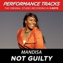 Not Guilty (Performance Tracks) - EP/Mandisa