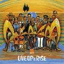 LIVE UP & RISE/PAPA B