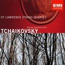 Tchaikovsky: String Quartets Nos. 1 & 3/St Lawrence String Quartet