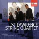 Schumann: Op.41 - String Quartets Nos. 1 & 3/St Lawrence String Quartet