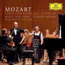 モーツァルト:ピアノ協奏曲 第27番、第20番/Maria João Pires, Orchestra Mozart, Claudio Abbado