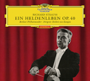 R.シュトラウス:交響詩<英雄の生涯>、交響詩<ティル・オイレンシュピーゲルの愉快ないたずら>/Berliner Philharmoniker, Herbert von Karajan, Michel Schwalbé