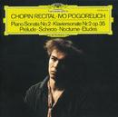 Chopin: Piano Sonata No.2; Prélude; Scherzo; Nocturne; Etudes/Ivo Pogorelich