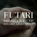 二人 feat. May J., JAY'ED (Piano In Version)/STUDIO APARTMENT