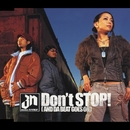 Don't STOP!/three NATION