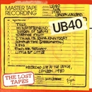The Lost Tapes - Live At The Venue 1980/UB40
