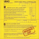 Signing Off/UB40