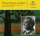 シングス ワーグナー/ヴォルフガ/Wolfgang Windgassen