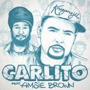 Krigarsjäl (feat. Amsie Brown)/Carlito