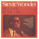 S.WONDER/FOR ONCE IN/Stevie Wonder