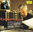 Mozart: Symphonies Nos.39, 40 & 41; Eine kleine Nachtmusik; Serenata notturna (2 CDs)/Berliner Philharmoniker, Herbert von Karajan